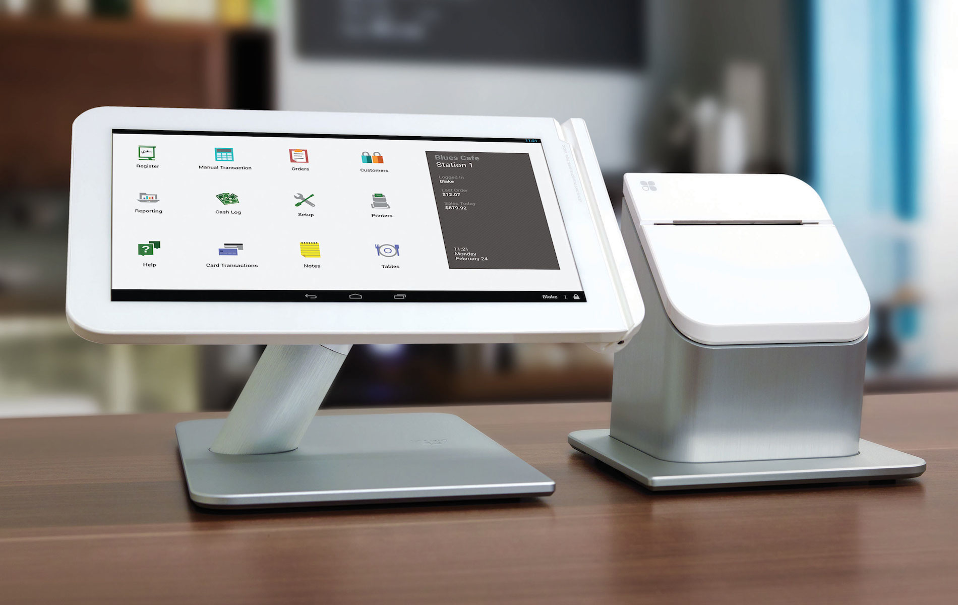 First Data Reveals Clover Station™, a New and Exciting Point-of-Sale ...