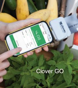 Clover GO EMV Mobile Swiper
