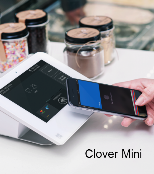 Small business payment processing merchant services point of fd130 emv credit card terminal clover mini wifi colourmoves