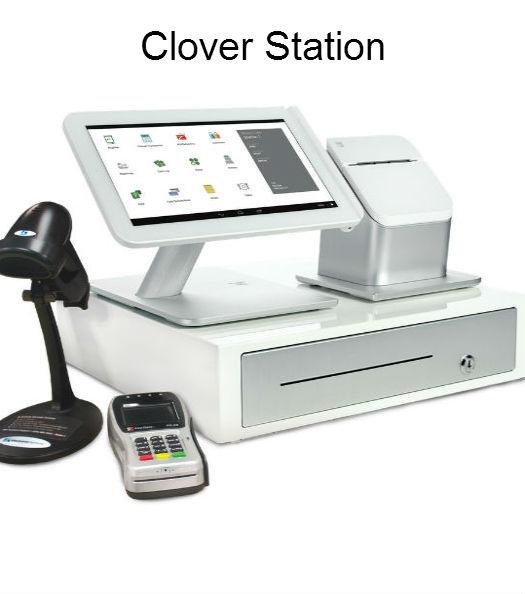 clover credit card machine