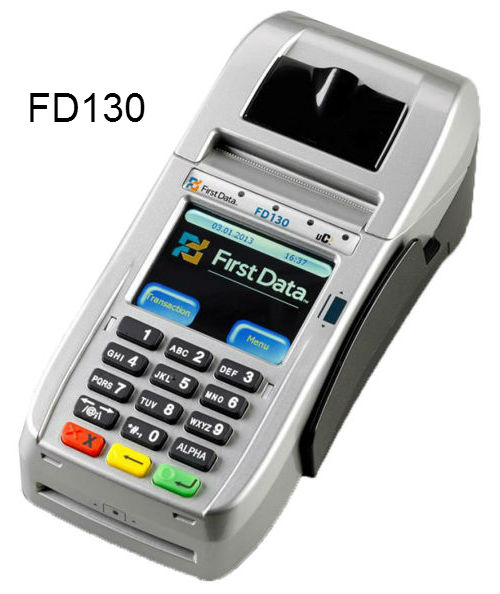 Small business payment processing merchant services point of fd130 emv credit card terminal colourmoves